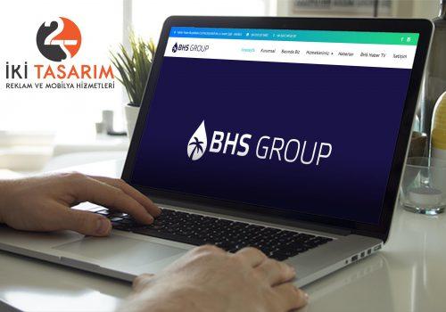 BHS Group Websitesi