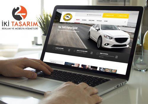 Kenan Auto Websitesi