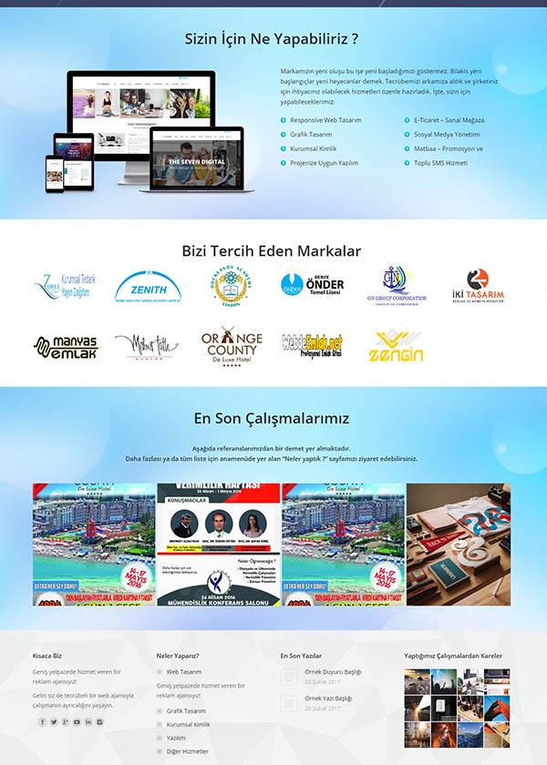 Ajans Web Sitesi 3