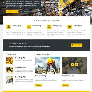 Firma Web Sitesi 1