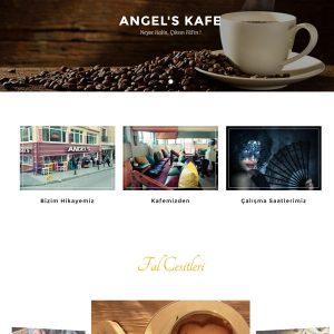 Fal Cafe Web Sitesi