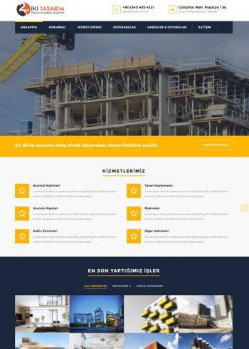 Firma Web Sitesi 3