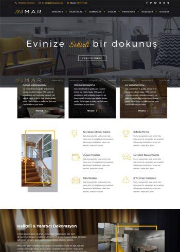 Mimar Web Sitesi (Light) 2