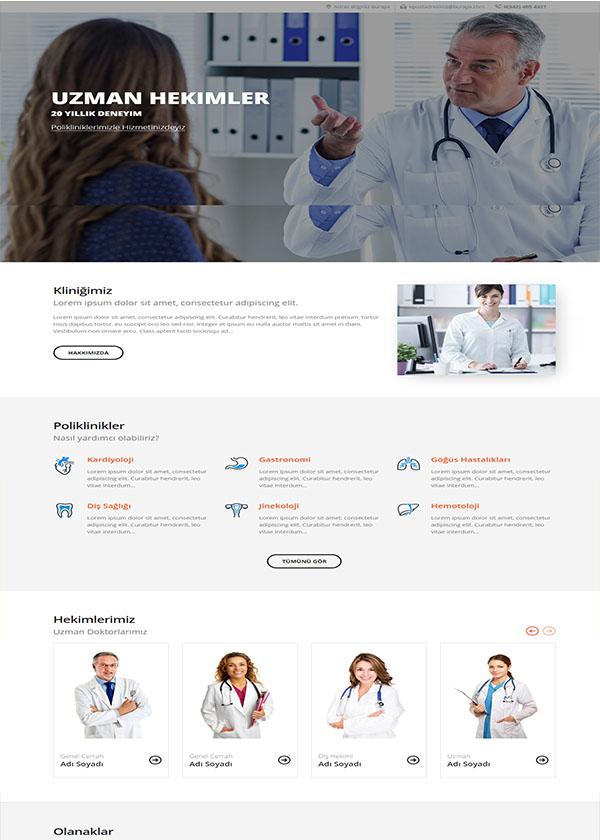 Medikal Web Sitesi