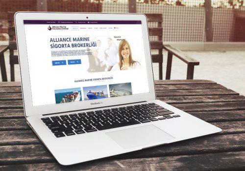 Alliance Sigorta Websitesi