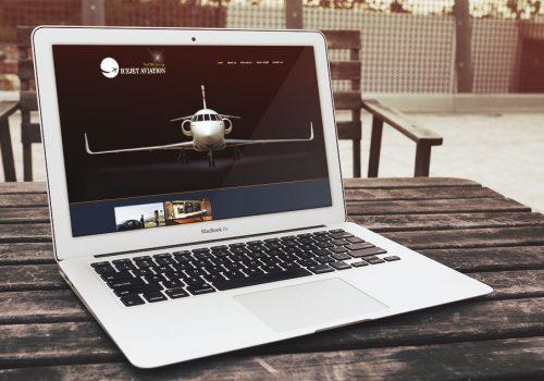 IceJet Websitesi