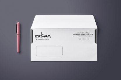 Zuka Reklam Fatura Tahsilat Makbuzu Ve Diplomat Zarf
