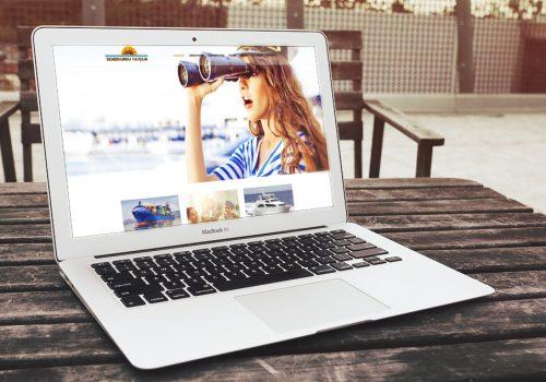 Deniz Kurdu Yatçılık Websitesi