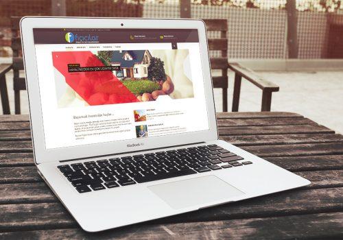 Fıçıcılar İnşaat Websitesi